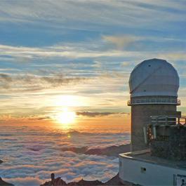 Le Pic du Midi et l'Observatoire