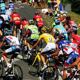 Les cols du Tour de France Aspin Tourmalet